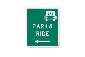 Crosswoods Park & Ride