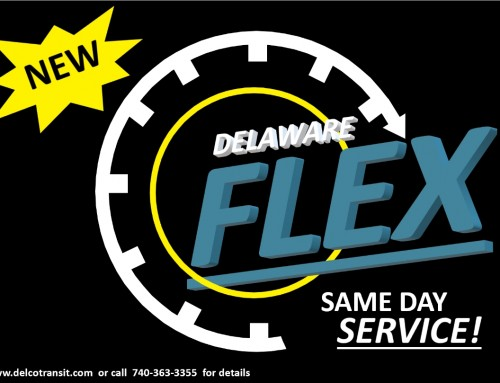 Delaware City FLEX is Now Available for Same Day!