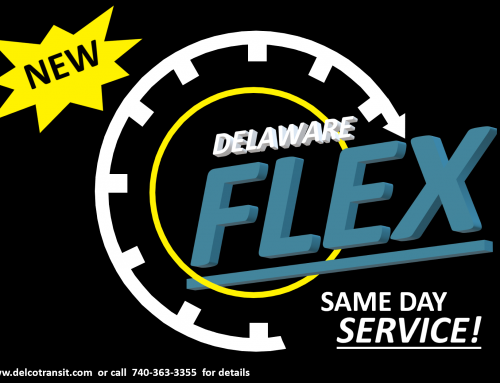 Delaware City FLEX Same Day!